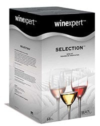 Concentrate Kits - California Chardonnay Wine Kit (Winexpert Selection)