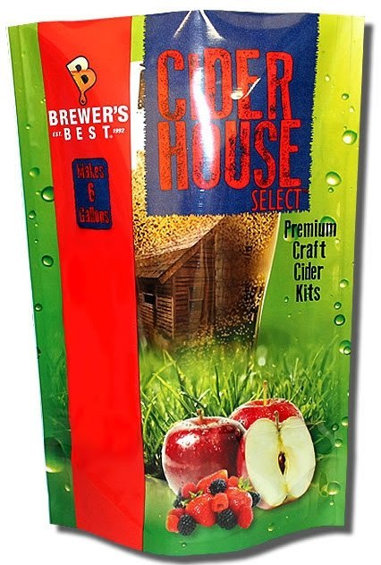 Concentrate Kits - Cider House Select Spiced Apple Cider Kit
