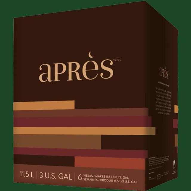 Concentrate Kits - Dessert (Port) Wine Kit (Winexpert Apres)