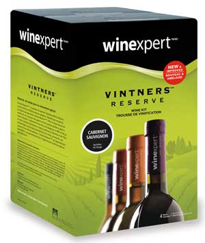 Concentrate Kits - Merlot Wine Kit (Winexpert Vintner's Reserve)