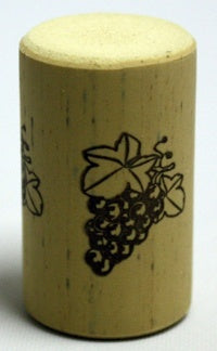 Corks And Corkers - #9 Nomacorc Straight Wine Corks, Dozen Count