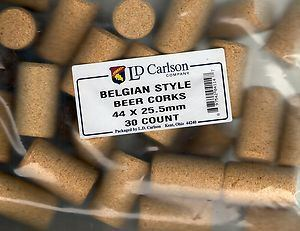 Corks And Corkers - Beer Corks For Belgian Beer Bottles, Single