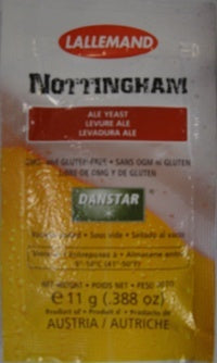 Nottingham Ale Dry Brewing Yeast (Lallemand)