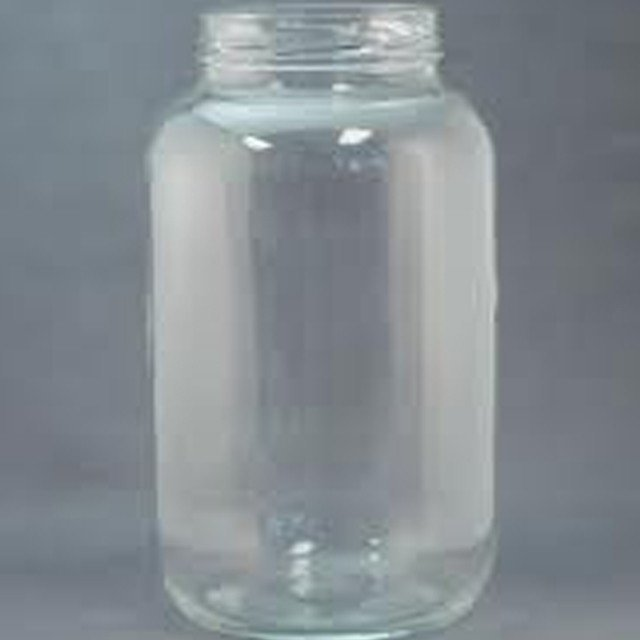 Fermenters - 1 Gallon Clear Glass Jar - Wide Mouth With Lid