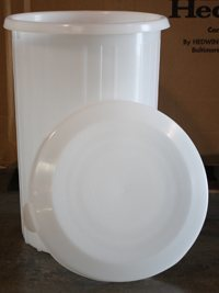 Fermenters - 10 Gallon Fermenting Bucket With Lid
