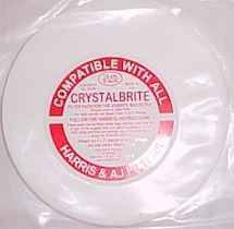 Crystalbrite Filter Pads, 5 per Package