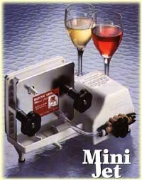 Minijet Motorized Wine Filter (Buon Vino)