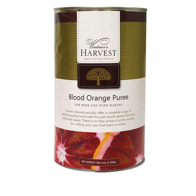 Fruit Puree And Base Concentrates - Blood Orange Puree 49 Oz Tin (Vintner's Harvest)