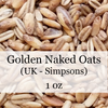 Golden Naked Oats 1 oz (UK - Simpsons)