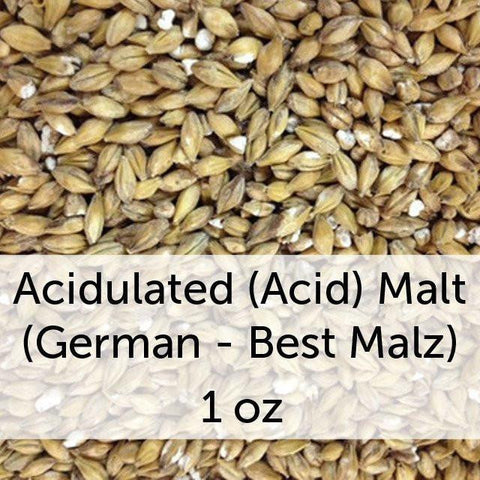 Acidulated (Acid) Malt (German - Best Malz) 1 oz