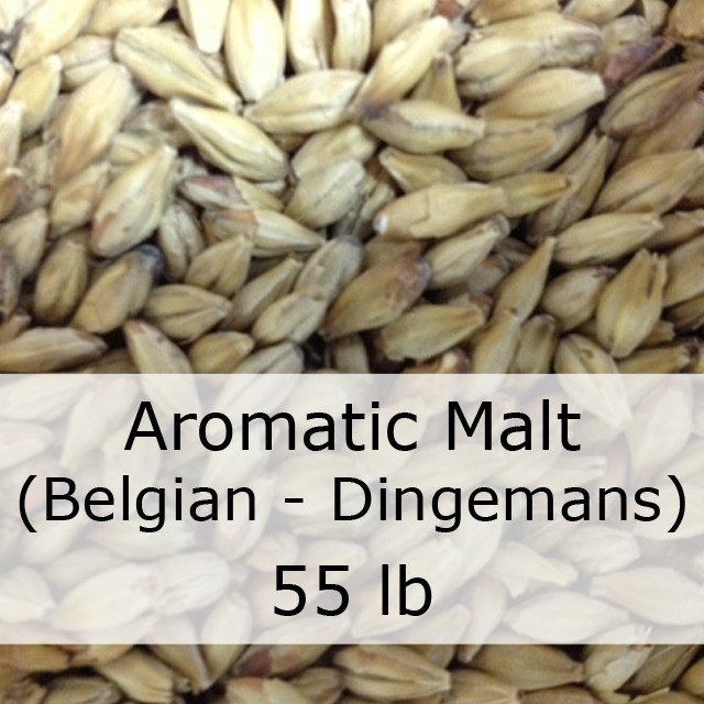 Grain - Aromatic Malt 55 Lb Sack (Belgian - Dingemans)