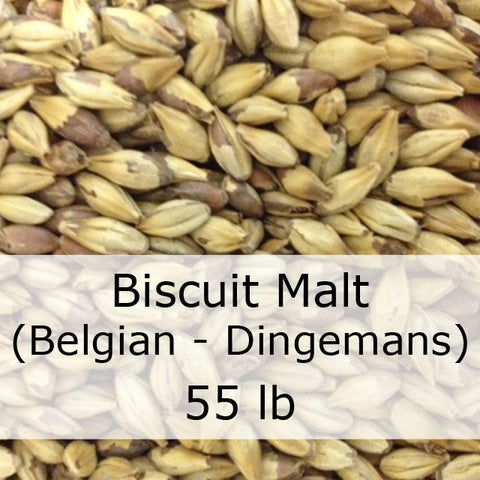 Biscuit Malt 55 LB BAG (Belgian - Dingemans)