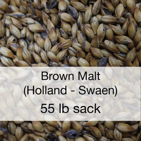 Brown Malt 55 lb (Holland - Swaen)