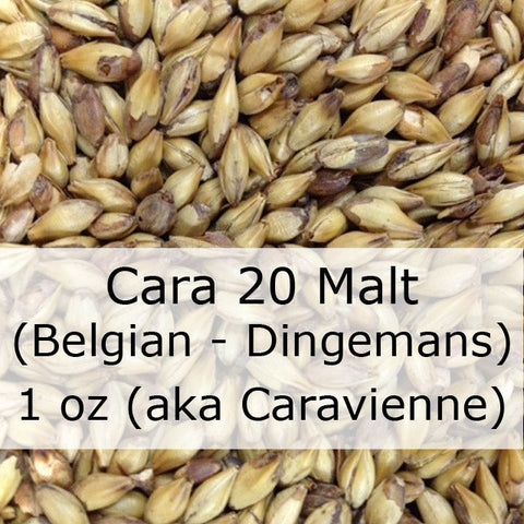 Cara 20 Malt 1 oz (Belgian - Dingemans)