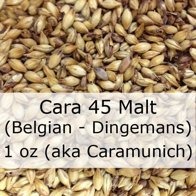 Grain - Cara 45 Malt 1 Oz (Belgian - Dingemans)