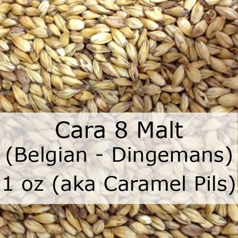 Cara 8 Malt 1 oz (Belgian - Dingemans)