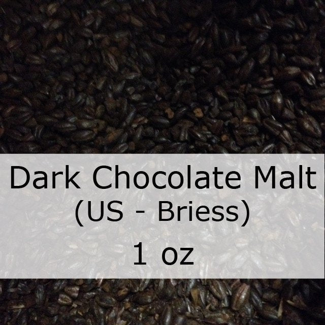 Grain - Dark Chocolate Malt 1 Oz (US - Briess)