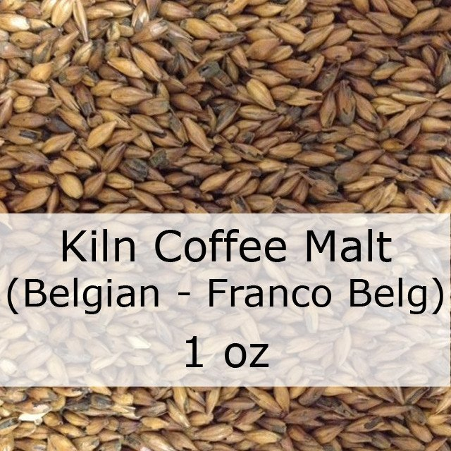 Grain - Kiln Coffee Malt 1 Oz (Franco-Belg)