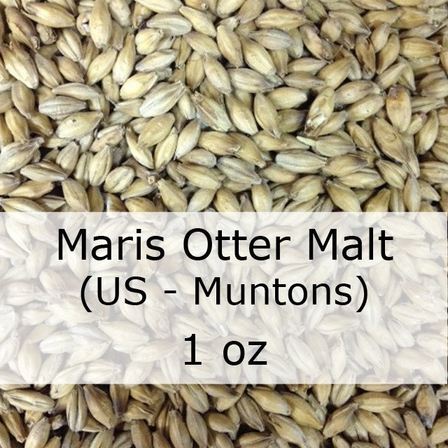 Grain - Maris Otter Pale Ale Malt 1 Oz Grain (UK - Muntons)