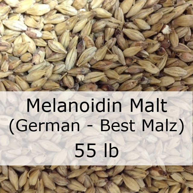 Grain - Melanoidin Malt 55 LB Sack (German - Best Malz)