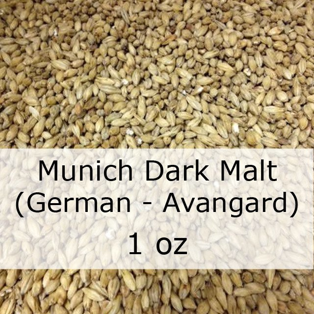 Grain - Munich Malt Dark 1 Oz (German - Avangard)