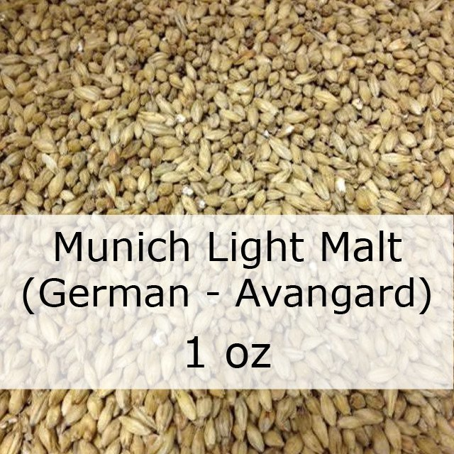 Grain - Munich Malt Light 1 Oz (German - Avangard)