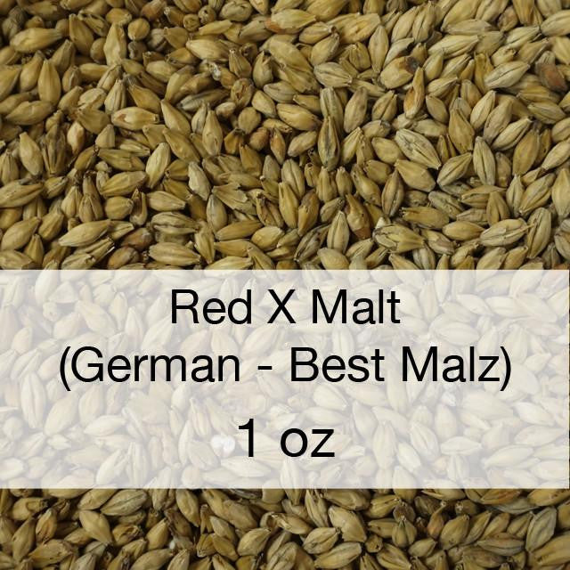 Grain - Red X Malt 1 Oz - (German - Best Malz)