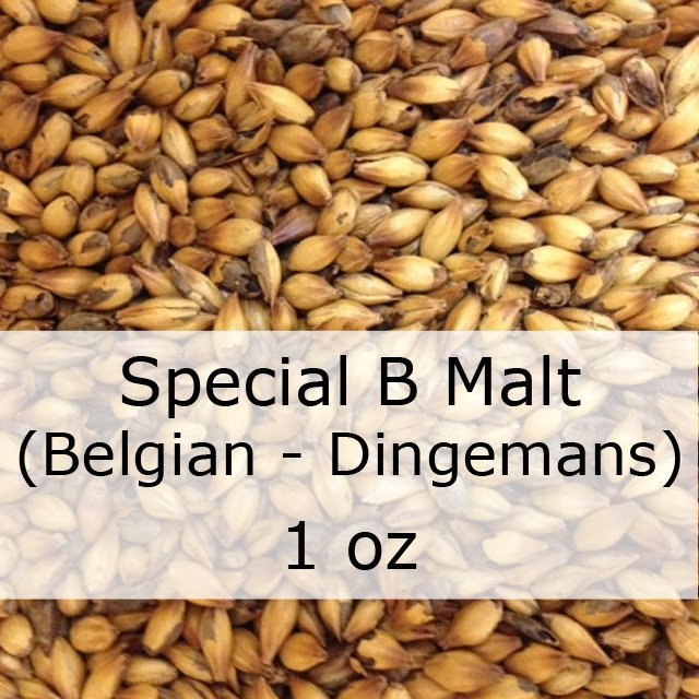 Grain - Special B Malt 1 Oz (Belgian - Dingemans)