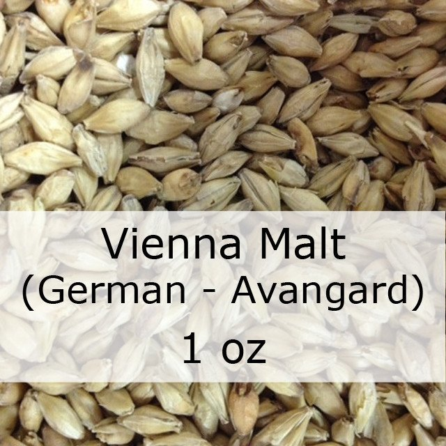 Grain - Vienna Malt 1 Oz (German - Avangard)