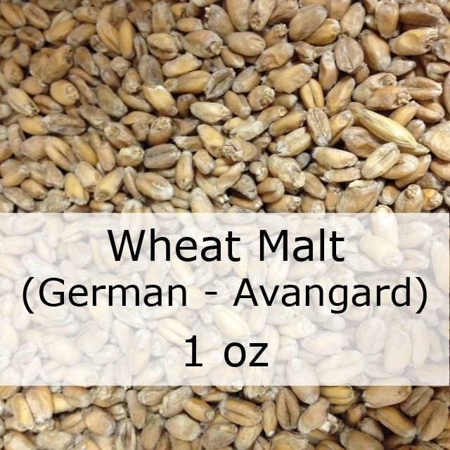 Grain - Wheat Malt 1 Oz (German - Avangard)