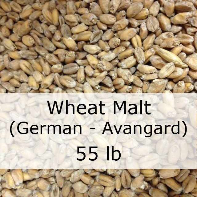 Grain - Wheat Malt 55 Lb Sack (German - Avangard)