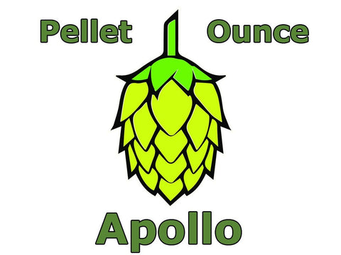 Apollo Hop Pellets 1 oz (US)