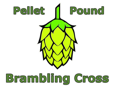 Brambling Cross Pellet Hops 1 LB (UK)