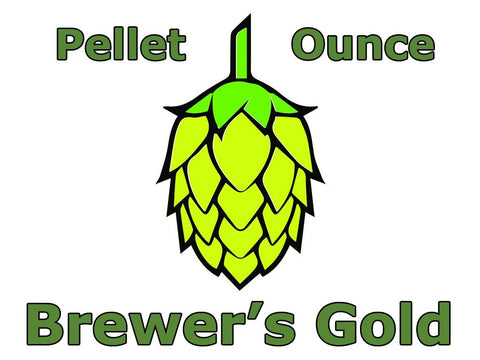 Brewer's Gold Pellet Hops 1 OZ (US)