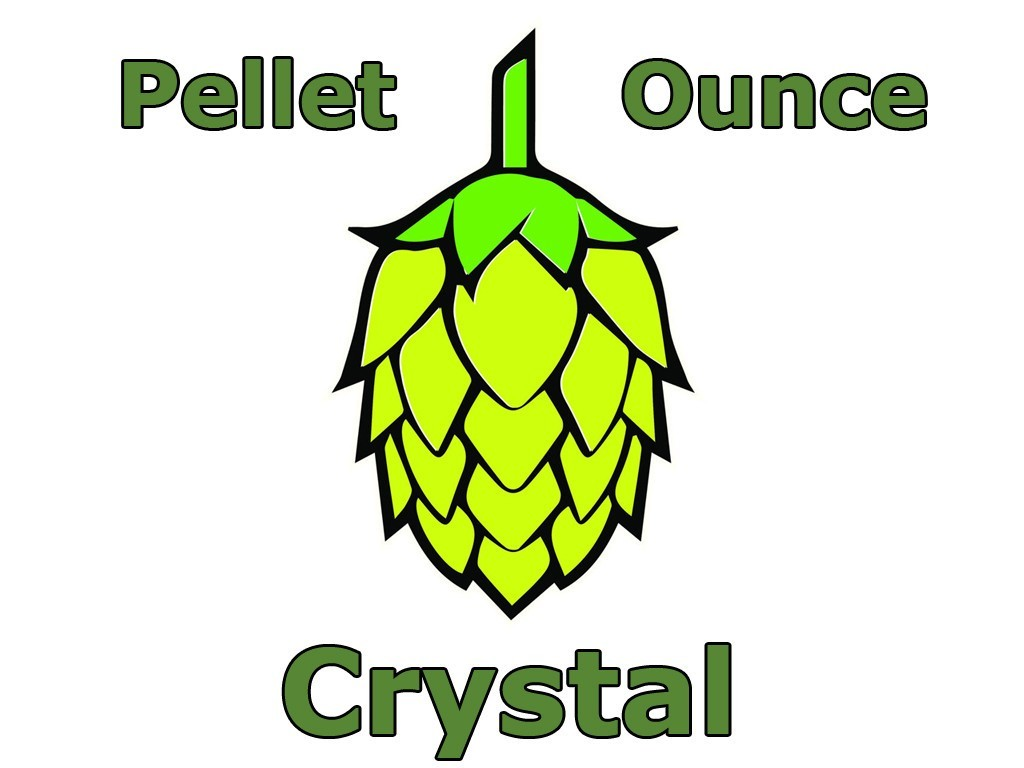 Hops - Crystal Pellet Hops 1 OZ (US)