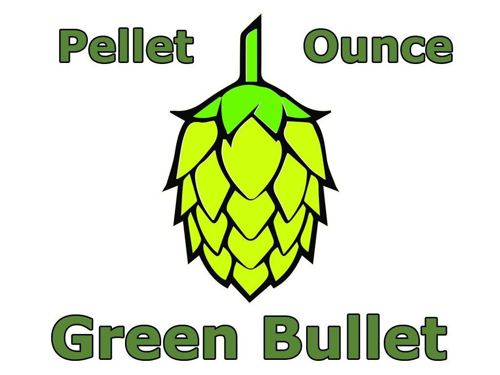 Hops - Green Bullet Hop Pellets 1 Oz (NZ)