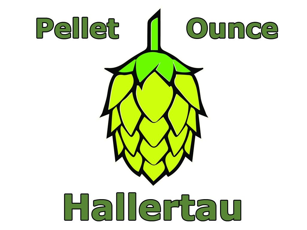 Hops - Hallertau Hop Pellets 1 Oz (German)