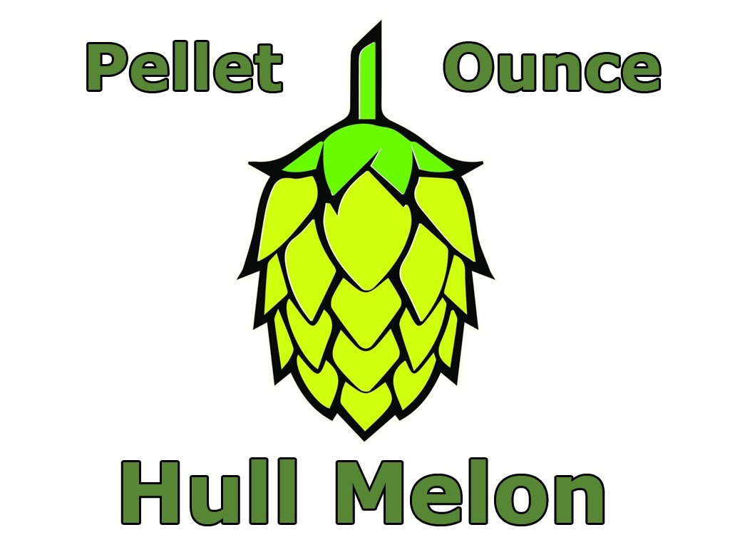 Hops - Hull Melon Pellet Hops 1 OZ (German)