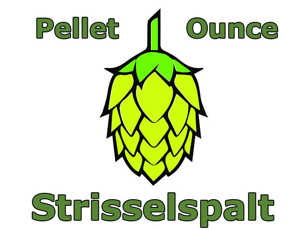 Hops - Strisselspalt Pellet Hops 1 OZ (French)