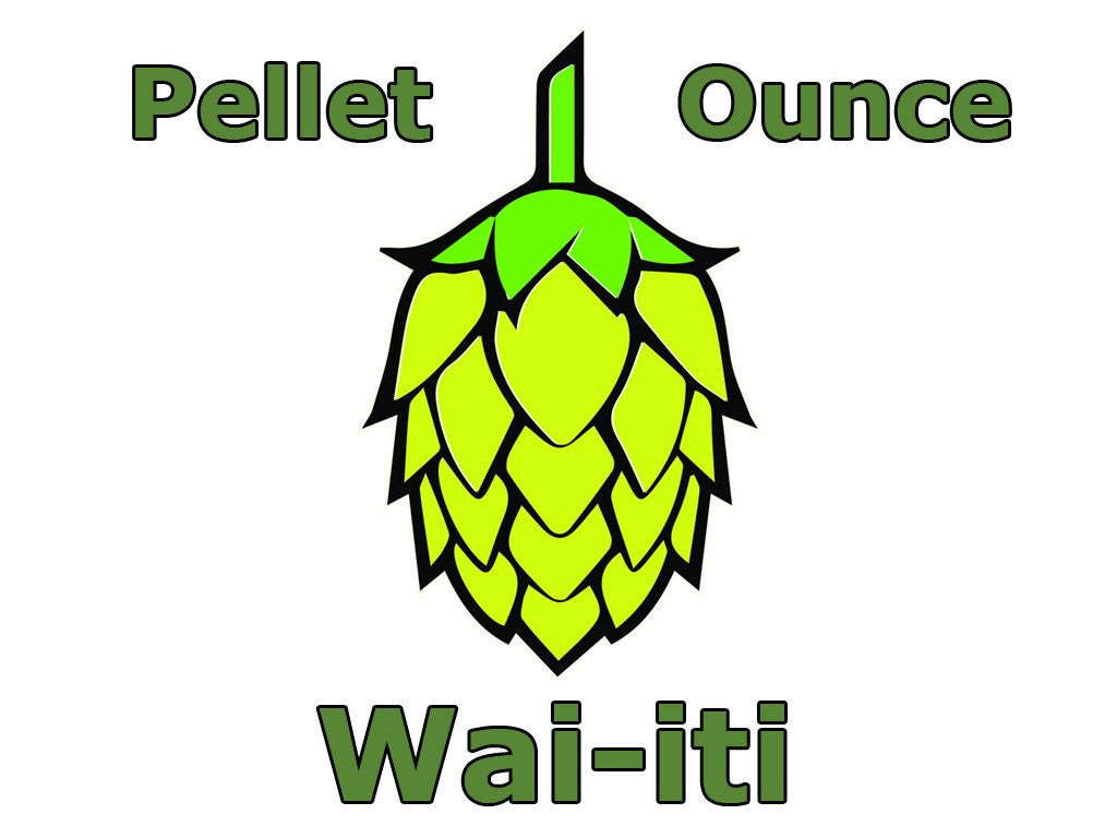 Hops - Wai-iti Pellet Hops 1 Oz (NZ)