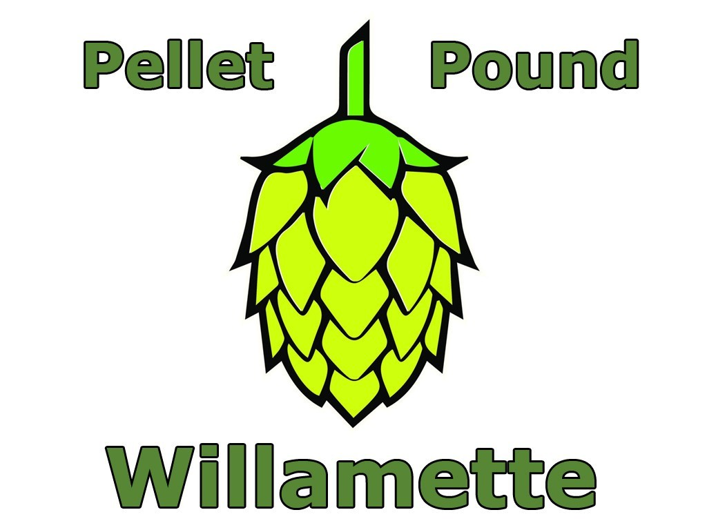 Hops - Willamette Pellet Hops 1 LB (US)