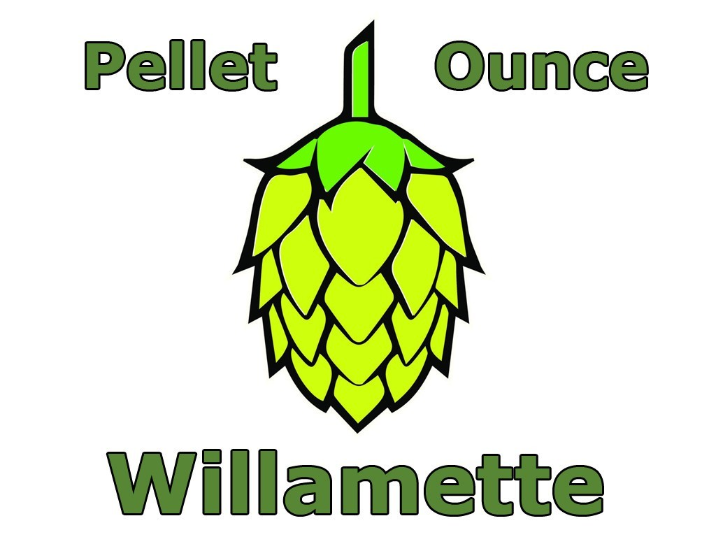 Hops - Willamette Pellet Hops 1 OZ (US)