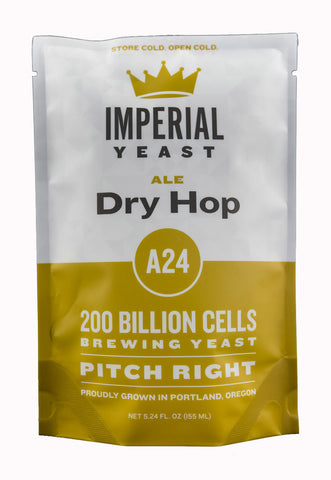 Imperial Yeast A24 Dry Hop Ale Liquid Yeast