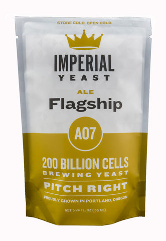 Imperial Yeast A07 Flagship Ale Liquid Yeast