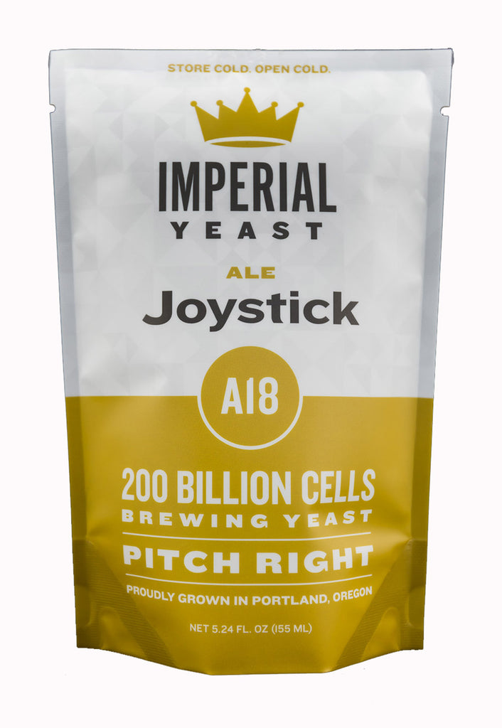 Imperial Yeast A18 Joystick Ale Liquid Yeast