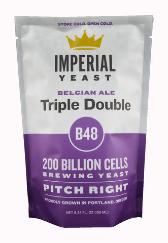 Imperial Yeast B48 Triple Double Ale Liquid Yeast