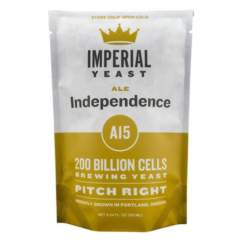 Imperial Yeast A15 Independence Ale Liquid Yeast