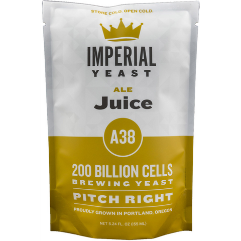 Imperial Yeast A38 Juice Ale Liquid Yeast