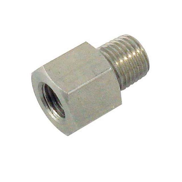 "Keg And Draft Supplies - Adapter, 1/4 FFL To 1/4"" MPT"