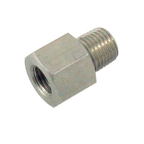 "Adapter, 1/4 FFL to 1/4"" MPT"